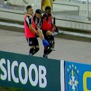 Botafogo: após novos exames, Ronald vai passar por cirurgia no tornozelo