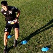 Kanu e Ronald iniciam transição e se aproximam do retorno no Botafogo