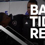 VÍDEO: Botafogo divulga bastidores do empate com Avaí na Ressacada
