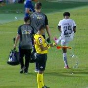 Expulso contra o Confiança, Warley será julgado pelo STJD e pode desfalcar Botafogo por até dois jogos