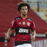 Willian Arão não paga Botafogo, e Justiça inicia bloqueio de valores do volante do Flamengo