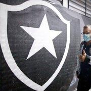 Botafogo tem a melhor campanha da Série B desde a chegada de Enderson Moreira