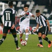 Jornalistas comparam Botafogo e Vasco na Série B e veem elenco alvinegro 'muito pior'