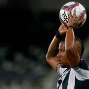 Guilherme Santos cita episódios de depressão no Botafogo e abre o jogo sobre saída: 'Não queria ser um fardo'