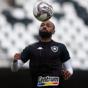 Com negociação avançada, Botafogo vai adquirir percentual menor para ficar com Chay até 2024