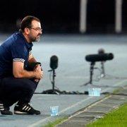 Enderson repete time, mas rechaça formação ideal no Botafogo: 'Vamos usar o grupo todo, não tenho nada fechado'