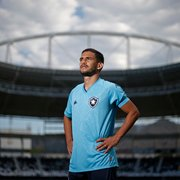 Conselho Deliberativo do Botafogo autoriza uso eventual da nova camisa azul em jogos oficiais