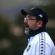 Botafogo desiste de efeito suspensivo para Enderson, e Luis Fernando será o técnico contra o Vila Nova