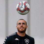 Pedro Castro é relacionado e reforça Botafogo em confronto direto contra o CRB