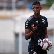 Red Bull Bragantino tem interesse e faz sondagem por Kanu, do Botafogo