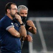 Sem Enderson Moreira, Botafogo recebe o Londrina no Nilton Santos
