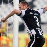 Joel Carli não pode ser reserva de Gilvan no Botafogo