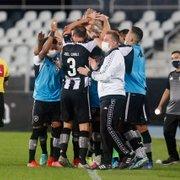 Botafogo tem reta final de primeiro turno promissora e promete brigar por voos maiores