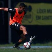 Com lesão de Diego Gonçalves, Vitinho é promovido e pode ser novidade em viagem do Botafogo