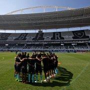 Pitacos: Botafogo não pode 'renunciar' ao jogo antes de acabar; time sofre maioria dos gols no segundo tempo