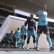Botafogo pode eliminar vários fantasmas contra o Coritiba
