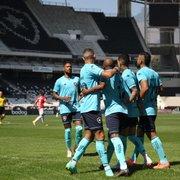 Botafogo fica em oitavo lugar entre os clubes brasileiros nas interações nas redes sociais na semana