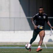 Recuperado, Guilherme Santos não viaja com o Botafogo para duelo com Coritiba