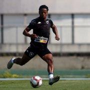 Ênio reforça o sub-20 do Botafogo contra o Fluminense; confira escalação