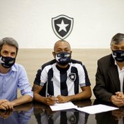 Botafogo paga à vista R$ 380 mil por 50% de Chay à Portuguesa-RJ