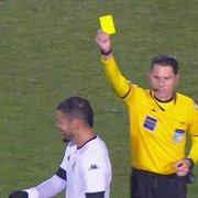Barreto recebe o terceiro cartão amarelo e desfalca Botafogo contra o Brasil-RS