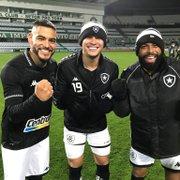 Botafogo afasta 'fantasma' como visitante e impõe primeira derrota do Coritiba no Couto Pereira na Série B