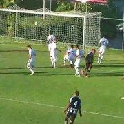 Com golaço de Gabriel Conceição, Botafogo empata com o Santos pelo Brasileiro Sub-20