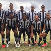 Após renovação de dupla, saiba tempo de contrato dos jogadores da base do Botafogo