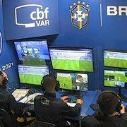 (OFF) Vasco pedirá anulação de jogo e fim do VAR na Série B