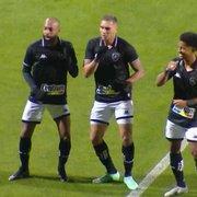 Náutico tropeça em casa, e Botafogo termina a rodada no G-4 da Série B