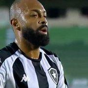 Pitacos: Chay não tem encaixado em jogos do Botafogo fora de casa; Rafael Navarro sim