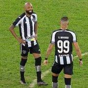 PVC: Botafogo e Chay debatem metas salariais para renovação; acerto com Rafael Navarro está distante