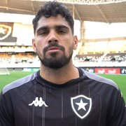 Daniel Borges projeta jogo do Botafogo contra Coritiba e saúda retorno de Enderson: 'É o nosso líder'