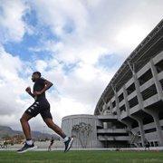 Ronald e Diego Gonçalves iniciam transição para voltar no Botafogo