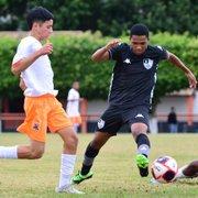 Base: Botafogo estreia no Carioca Sub-15 com vitória sobre o Nova Iguaçu; sub-17 empata