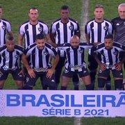 Com poucos progressos, Botafogo terá a Matemática do acesso