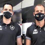 Mesmo sem poder atuar, Gatito Fernández viaja com o Botafogo para jogo contra Coritiba