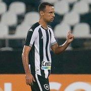 Botafogo deve ter volta de Gilvan e Hugo mantido diante do Guarani; há dúvida no meio