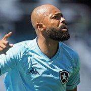 Chay ressalta pontos a melhorar no Botafogo: manter ritmo durante os jogos e pontuar mais fora de casa