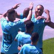 ATUAÇÕES FN: Carli, Hugo, Chay, Diego Gonçalves e Navarro brilham em vitória do Botafogo sobre Vila Nova; Warley mal