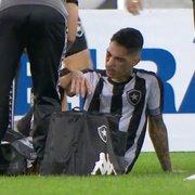 Enderson atualiza quadro de Hugo e detalha planejamento para Jonathan Silva no Botafogo: 'Está a cada dia melhor'