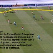 Análise: Botafogo joga muito no primeiro tempo e nada no segundo em vitória sobre o Vila Nova com drama no final