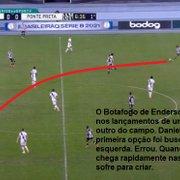 Análise: Kevin joga a favor, Botafogo melhora no segundo tempo e garante vitória sobre a Ponte Preta, a quarta seguida sem levar gol