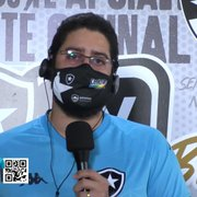 Kappa, loja física, patrocínio master… Diretor de negócios do Botafogo explica pendências e traz novidades