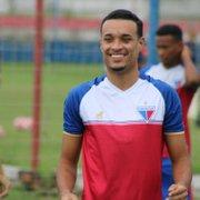 Luiz Henrique chega ao Botafogo com passe fixado e parte do salário paga pela Fortaleza