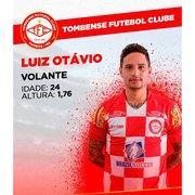 Dois meses após deixar o Botafogo, Luiz Otávio é anunciado pelo Tombense e estreia na Série C
