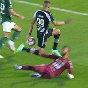 Central do Apito diz que gol do Botafogo foi irregular e teme VAR na Série B: 'Acho que teremos muita polêmica'