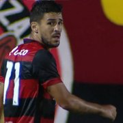 Emprestado pelo Botafogo, Marcinho estreia pelo Vitória com derrota para o Vasco no Barradão