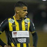 Outrora alvo do Vasco, destaque do Volta Redonda é oferecido ao Botafogo