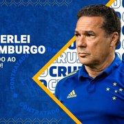 (OFF) Outrora especulado no Botafogo, Vanderlei Luxemburgo é o novo técnico do Cruzeiro